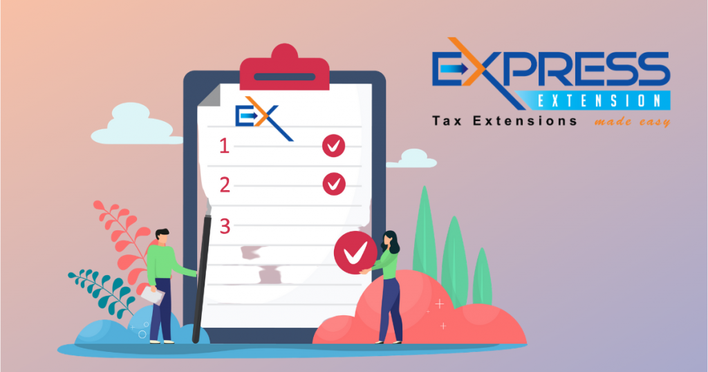 e-file IRS tax extension