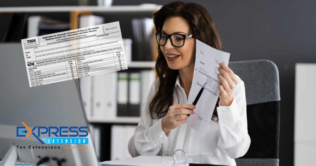 Form 7004 for Tax Professionals